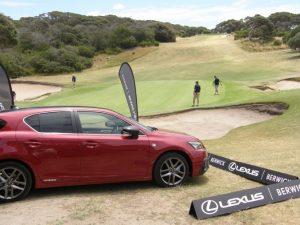 lexus corporate golf